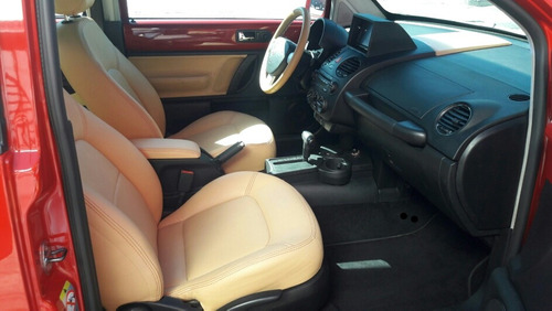new beathe 2.0 gasolina automatico vermelho 2007  blindado