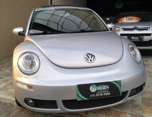 new beetle 2.0 3p automática 2009 com teto solar