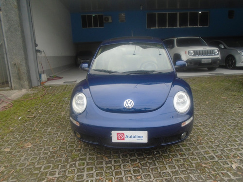 new beetle 2.0 3p automática com teto - 2008 - wilson