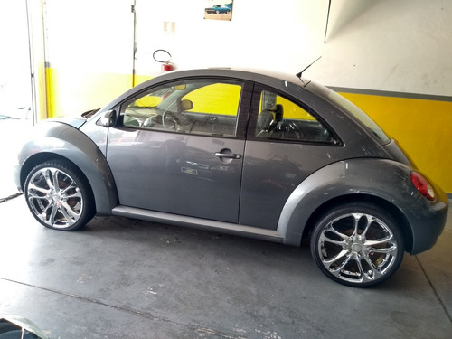 new beetle 2.0 8v completo 07/08 rodas aro 20. o mais top.