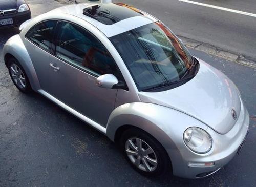 new beetle 2.0 mi mec./aut.2007 top de linha