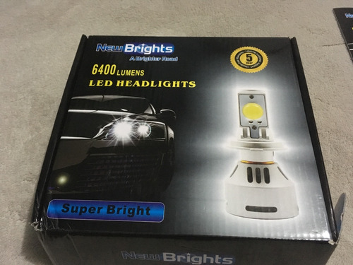 new brights luces led hb4 (9006) faros remate