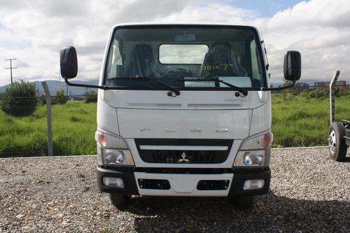 new canter 4.5 llanta sencilla 100% japones mayor capacidad