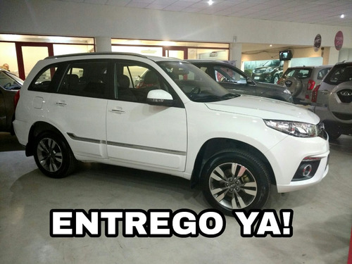 new chery tiggo 3 luxury mt 1.6 // compra en bs.as. + barato