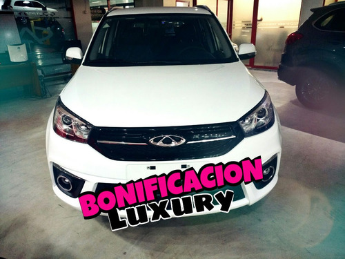 new chery tiggo 3 luxury mt - ***bonificacion***