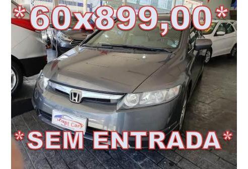 new civic automatico 2008 lxs / carro automatico honda