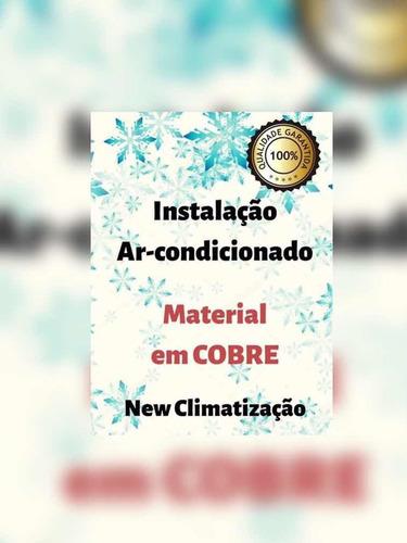 new climatização - serviços em ar condicionado