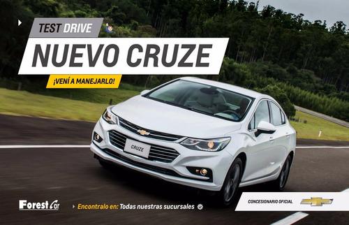 new cruze 4 ptas ltz aut. plus entrerga inmediata #1