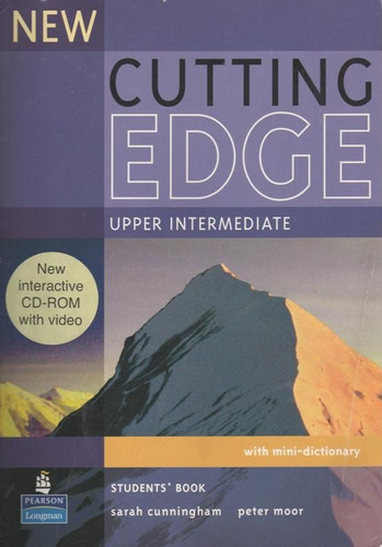 new cutting edge upper intermediate sb new interactive cd-ro