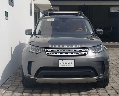 new discovery hse luxury 2018