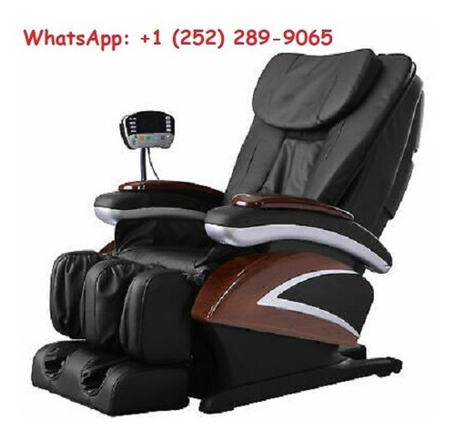 new electric full body shiatsu massage chair recliner