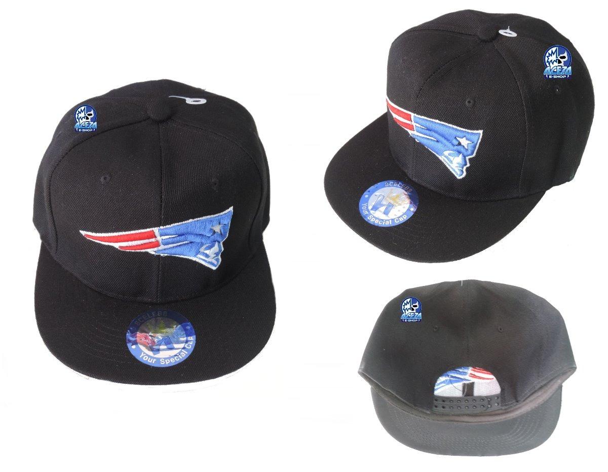 new england patriotas gorra negra envio gratis nfl ace70. Cargando zoom. 52d851ca74a