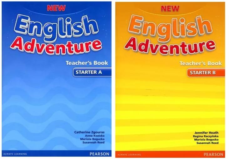 English Adventure Starter A Teachers Book