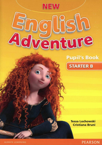 new english adventure starter - pupil's book b con dvd (1)