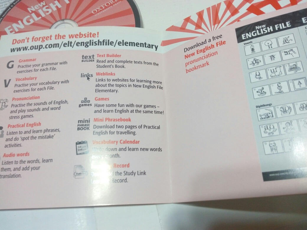 new english file elementary download audio