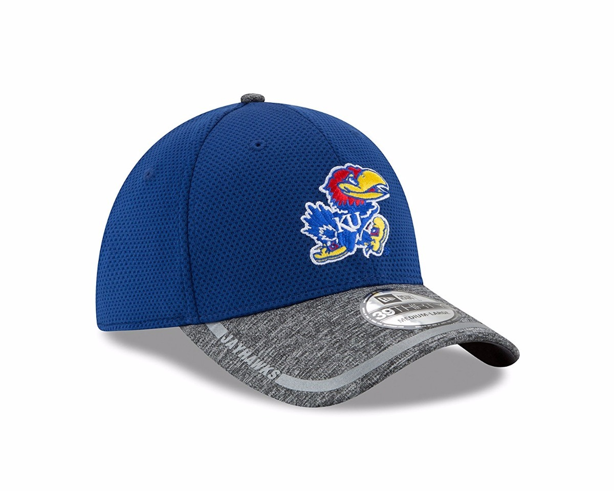 New Era 39thirty Kansas Jayhawks Gorra Ncaa S m -   499.00 en ... 9021b17cf29