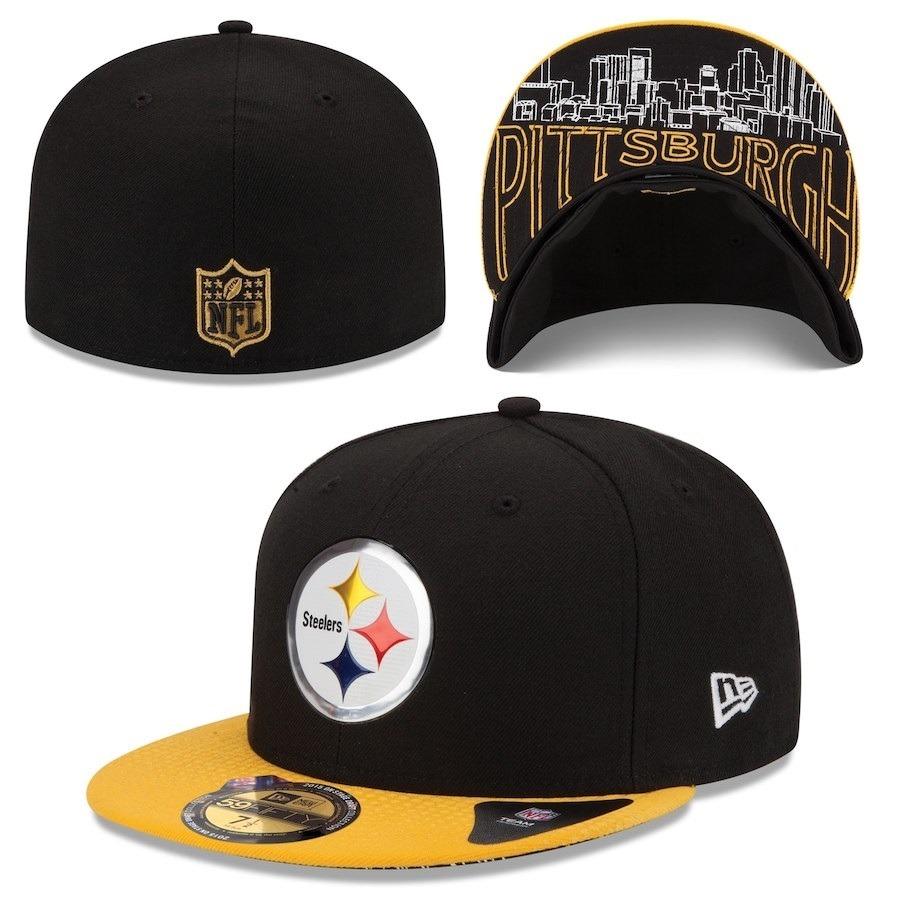 New Era 59fifty Pittsburgh Steelers Draft Nfl Gorra 6 3 4 -   599.00 ... 21bb5c7a4f84