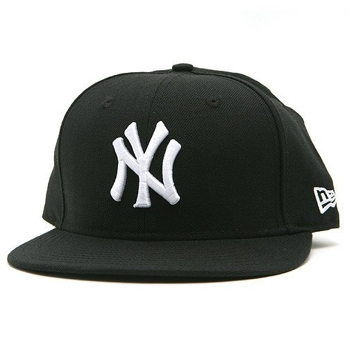 d76c042dcaf8a New Era 59fifty Sombrero New York Yankees Negro Cabido Gorr ...