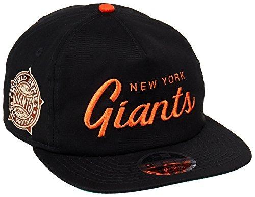 f0f8c998feb5d New Era 80468970 Gorra Oficial 9fifty New York Giants