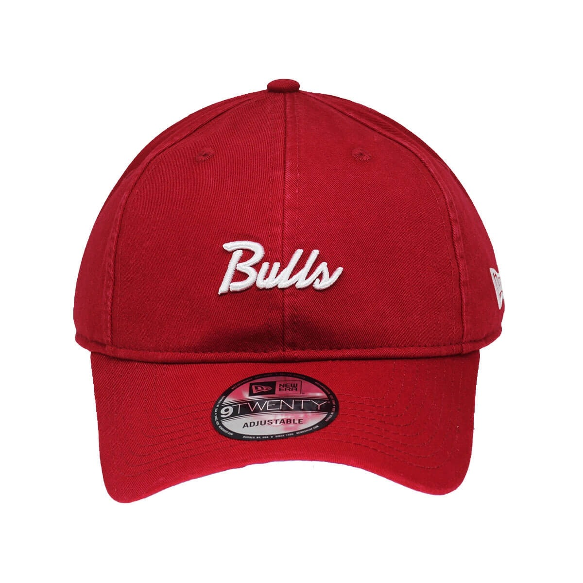 acda857d8 Carregando zoom... boné new era aba curva strapback nba chicago bulls mini  scri