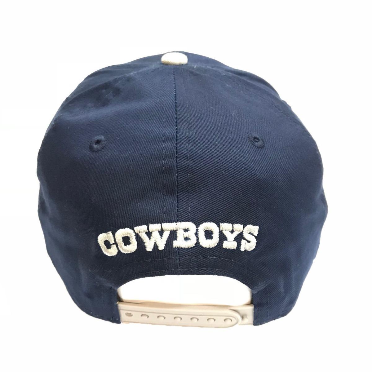 Boné New Era Nfl Dallas Cowboys Draft Snapback - R  283 65731db8e21