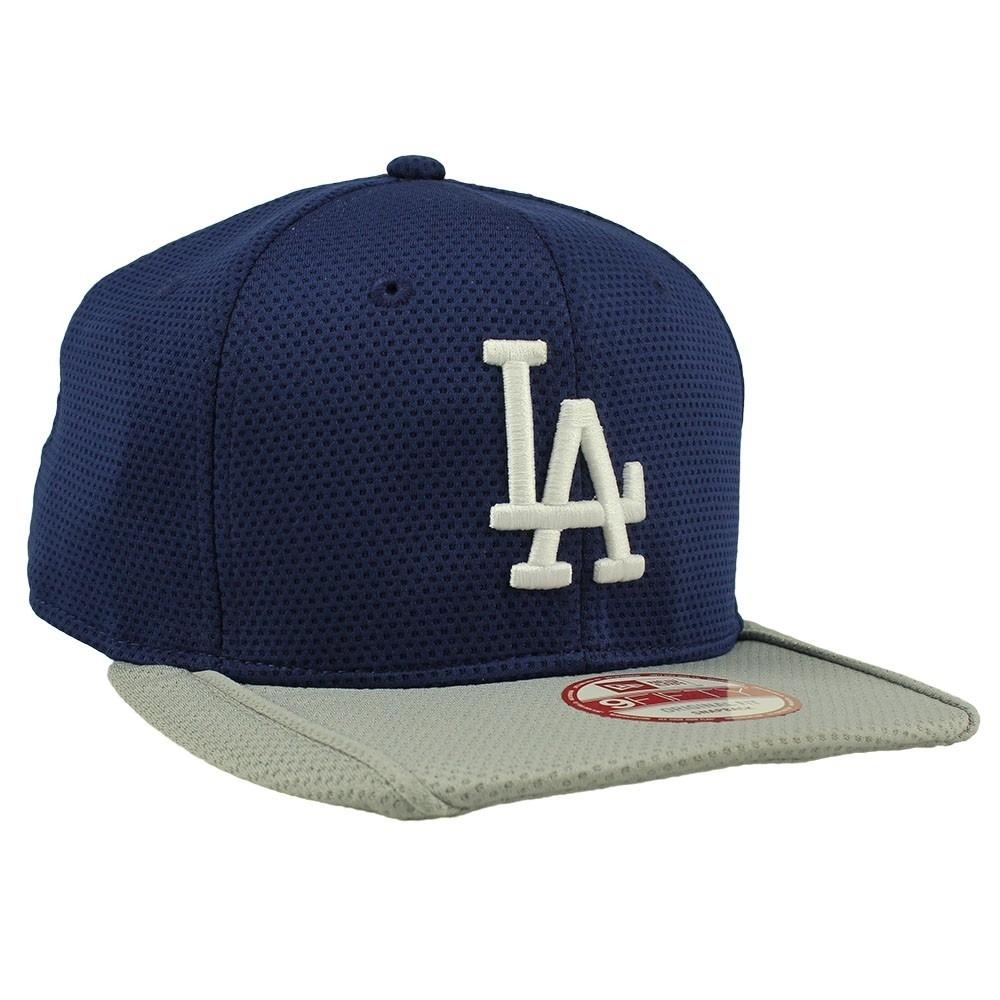 Boné New Era 950 Tonal Pipping Mlb Los Angeles Dodgers - R  102 cf39d68f553
