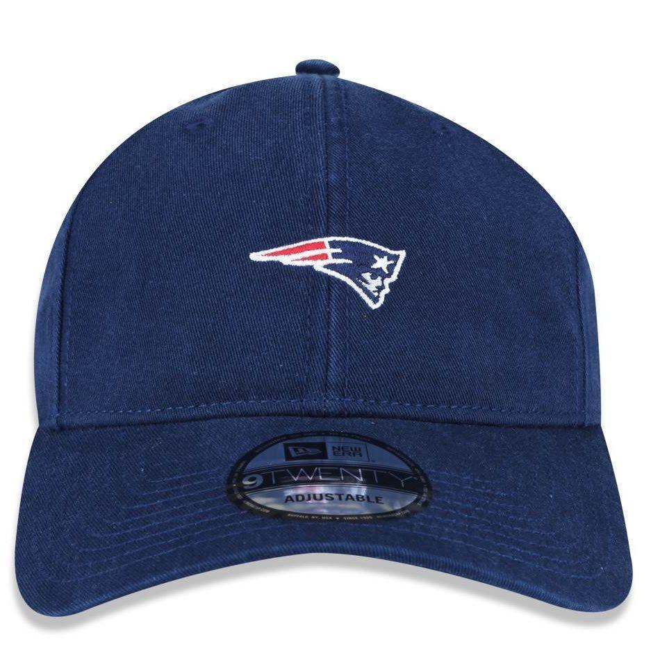 8aab9a953 Boné New England Patriots 920 Mini Logo Classic - New Era - R  129 ...