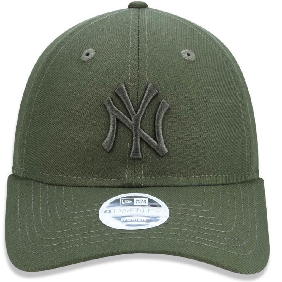 Boné New York Yankees 920 Tonal Feminino Verde - New Era - R  129 a4f54f2abc0