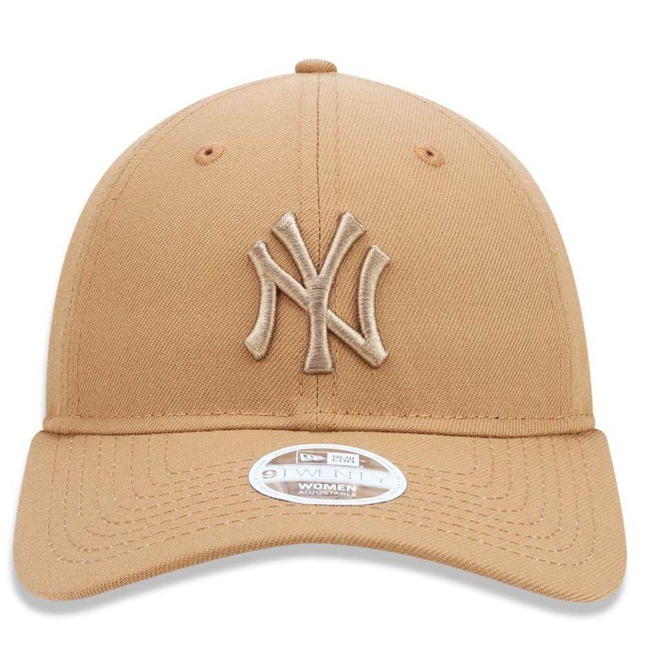 Boné New York Yankees 920 Tonal Feminino Amarelo - New Era - R  141 ... 5ceb3029924