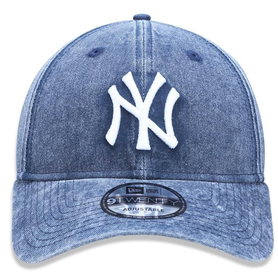 Carregando zoom... boné new york yankees 920 jeans lavado ... 099be699cfb