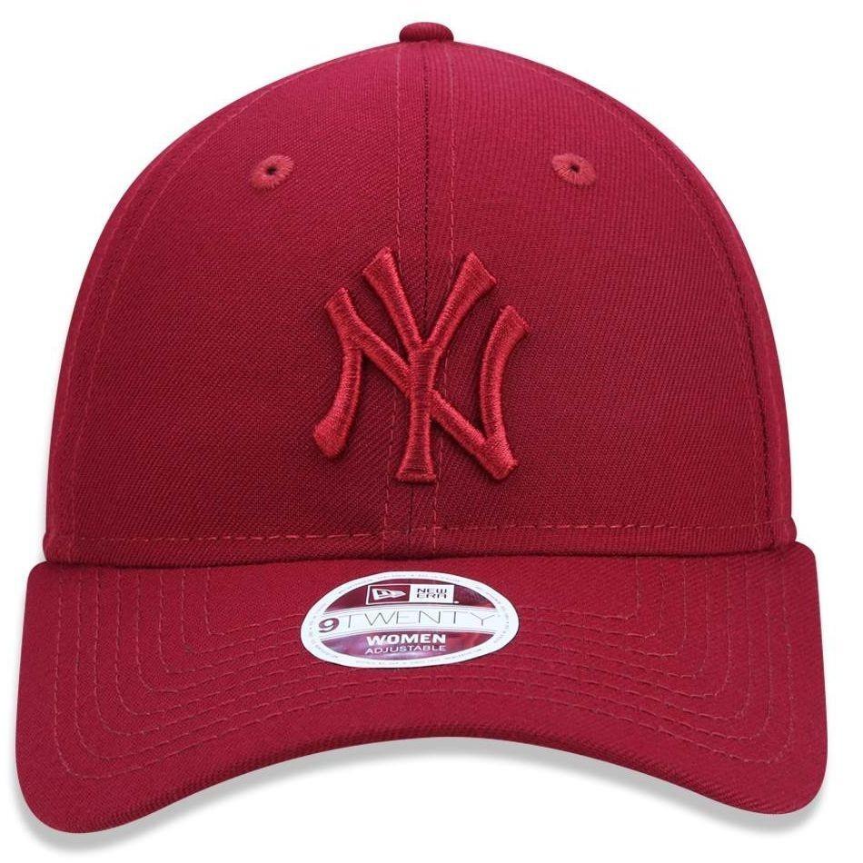 Boné New York Yankees 920 Tonal Feminino Vermelho - New Era - R  129 ... e0023af9a55