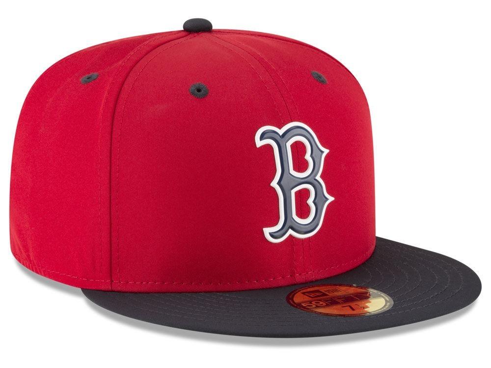 de35bb2fb7612 new era boston red sox mlb gorra 59fifty onfield bp tallas. Cargando zoom.