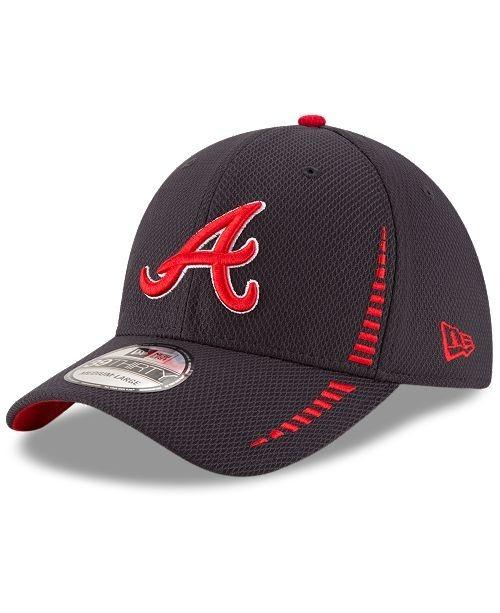 96a8e61ec659f New Era Bravos Atlanta Mlb Hardball Gorra 39thirty S m Nv -   630.00 ...