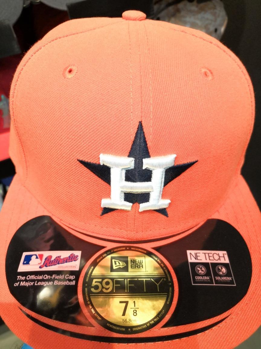 520d105d7c933 New Era Cap Houston Astros Naranja -   699.00 en Mercado Libre