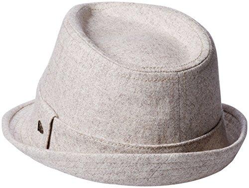 3441255b544a6 New Era Cap Sombrero Fedora De Lana De Ek De Los Hombres