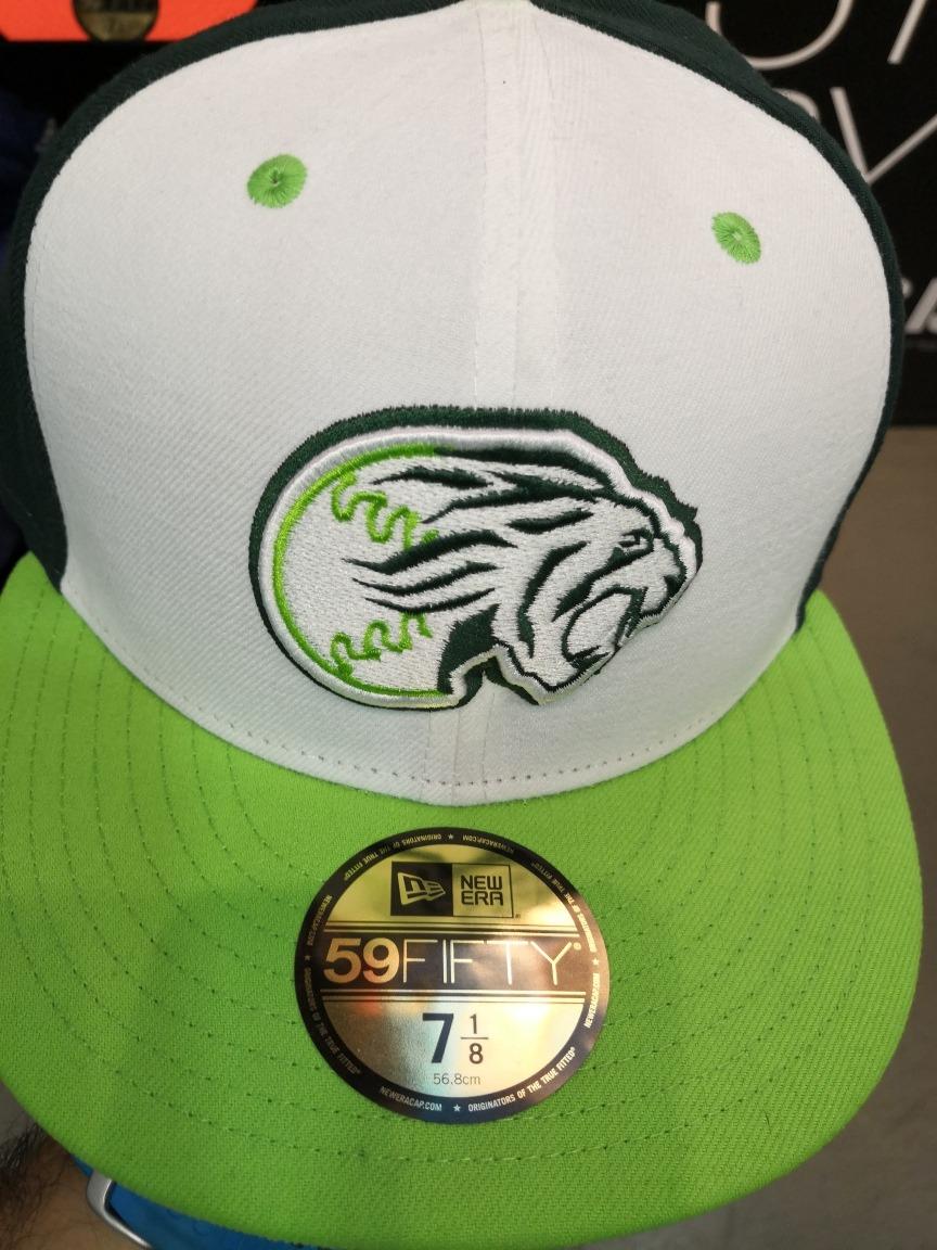New Era Cap Leones De Yucatan Gorra Negro Verde -   699.00 en ... 5f3e0e5b37f
