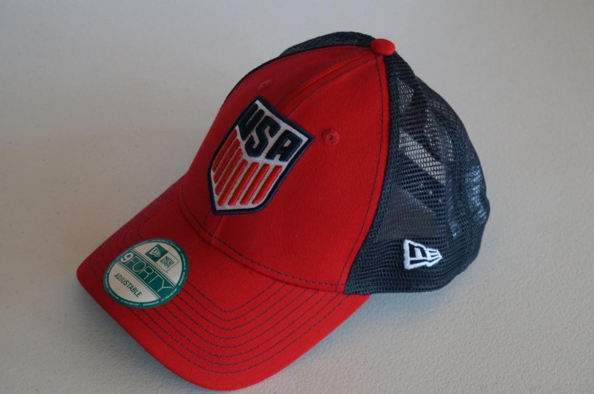 71297e71ef903 Gorra New Era Logo Estados Unidos Roja -   549.00 en Mercado Libre
