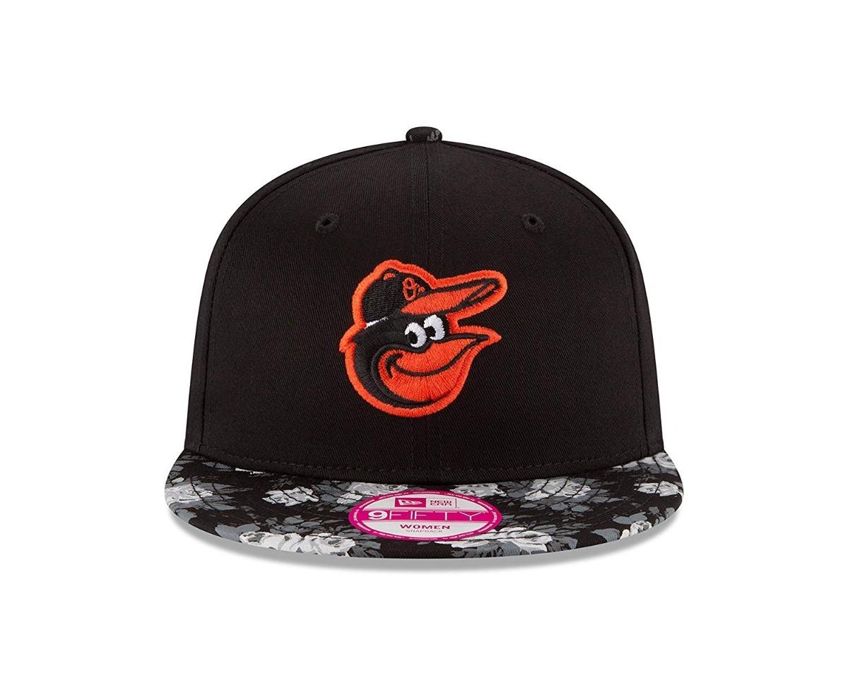 New Era 9fifty Baltimore Orioles Gorra Ajustable Mlb Dama -   599.00 ... 550f96cff6d