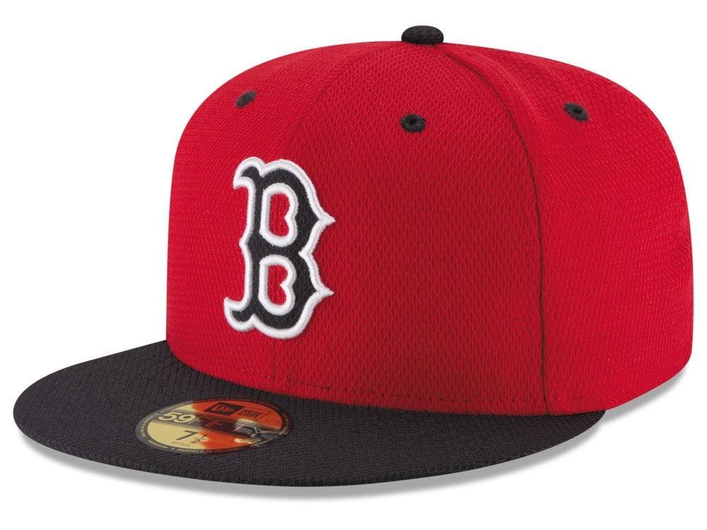 879efdf3d652d New Era Gorra Mlb Medias Rojas Boston 5950 Diamond Era 7 1 4 ...