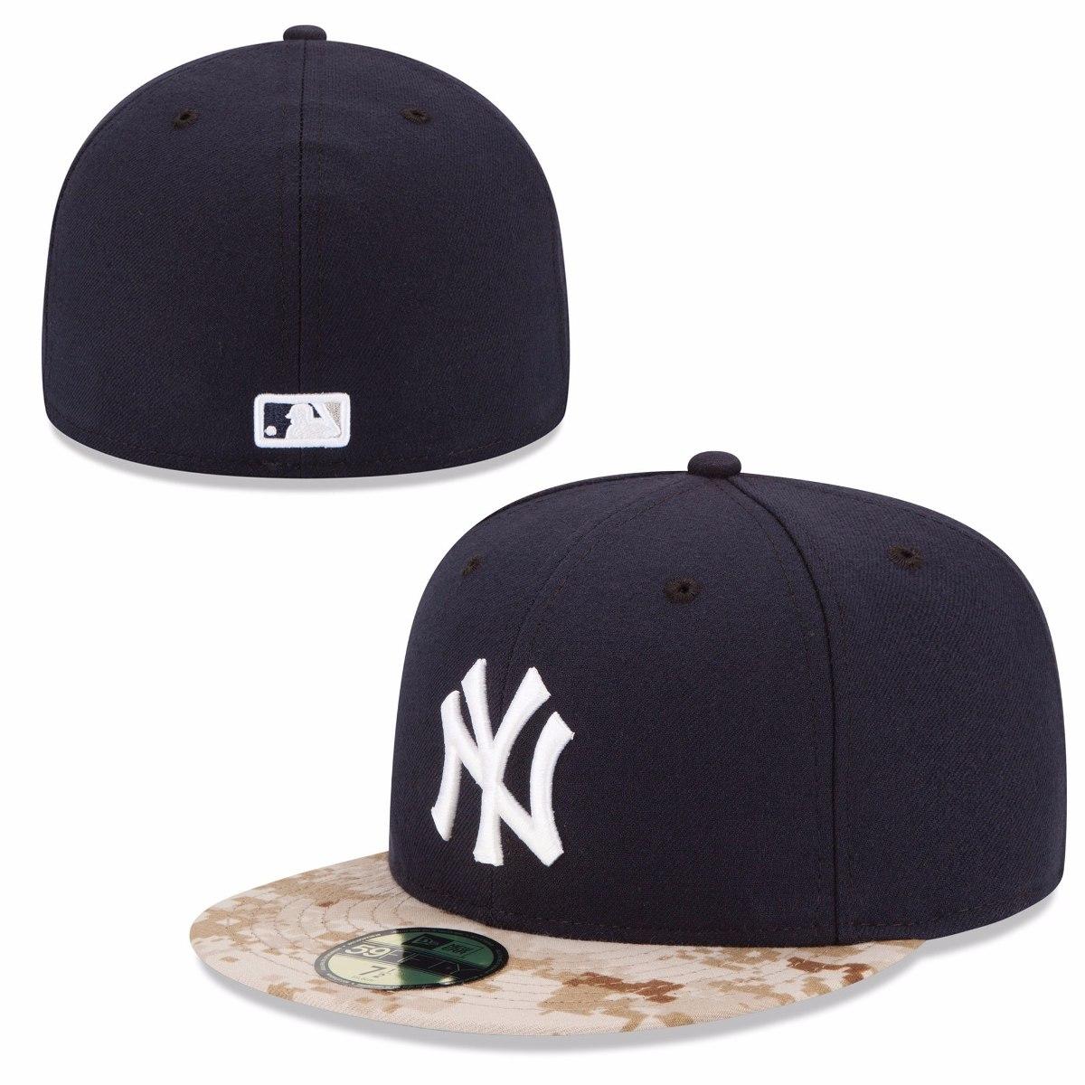 c5b24367190a7 New Era Gorra Yankees De Ny 5950 7 1 8 Memorial On Field Nva ...