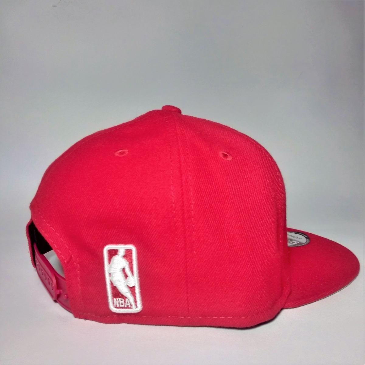 Gorras New Era Chicago Bulls Roja 9fifty Snapback -   94.900 en Mercado  Libre 824d8a0975f