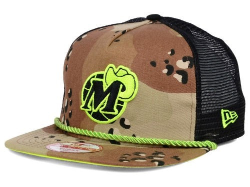 new era nba gorra dallas mavericks mod rope nueva