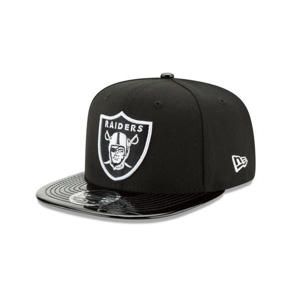 28bf7c3b7edbc New Era Oakland Raiders Nfl Gorra 9fifty Snapback Nueva -   595.00 ...