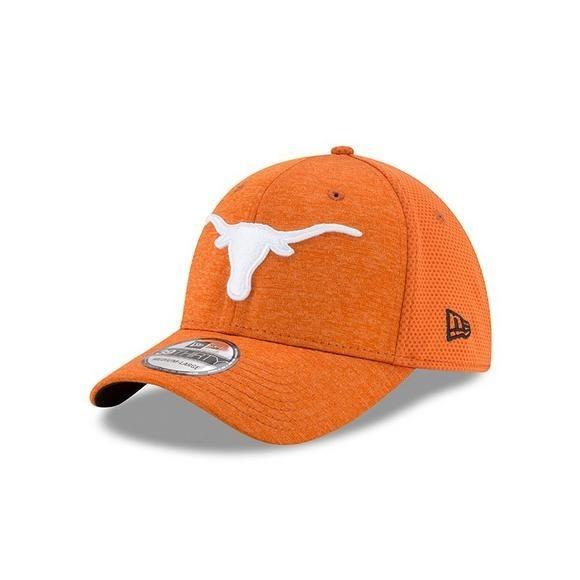 New Era Texas Longhorns Ncaa Gorra 39thirty Shadow S m Nueva ... 5a8d659af45