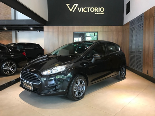 new fiesta hatch se 1.5 16v flex 2016