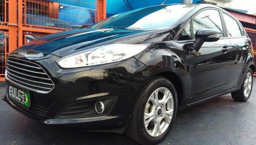 new fiesta hatch se 1.5 2014 comp/unica dona bx km consulte-