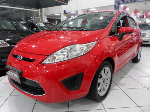 new fiesta se 1.6 2012 vermelho