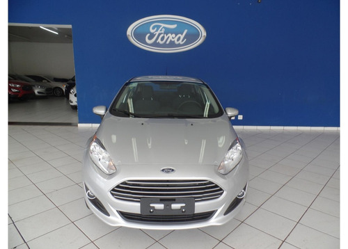 new fiesta sedan 1.6 16v sel aut bdb7 novo