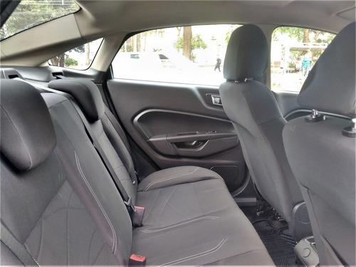 new fiesta sedan 1.6 at flex