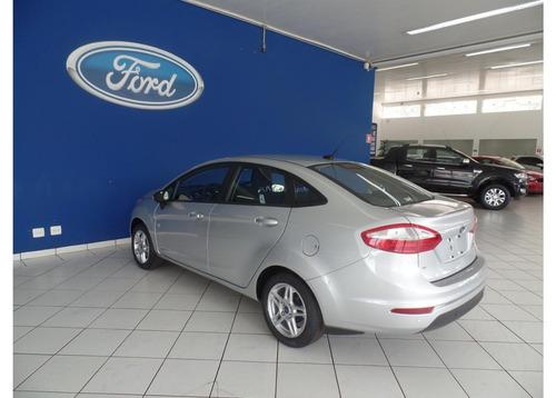 new fiesta sedan 1.6 sel bda7 novo